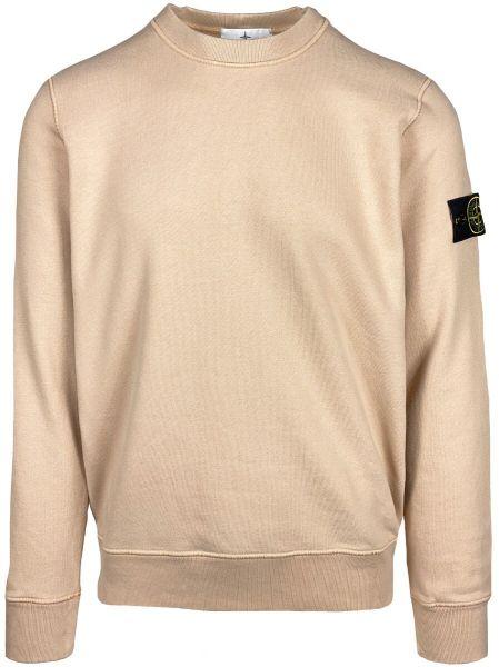 Stone Island Sweatshirt Basic - Rustic Rose