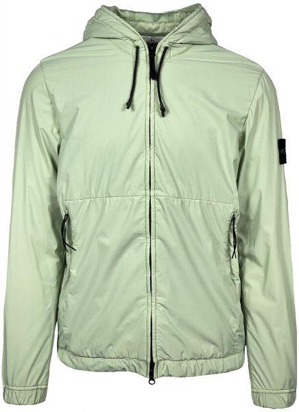 Stone Island Skin Touch Nylon-TC Jacket  - Light Green