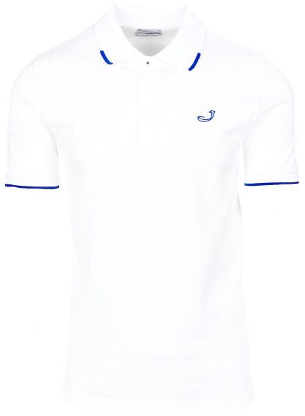Jacob Cohen Polo - White