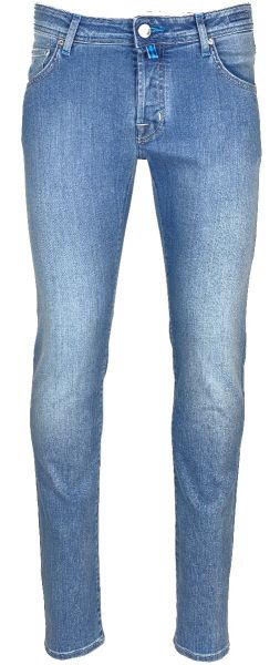 Jacob Cohen J622 - Comfort Jeans - Slim Fit - Light Blue Light Used