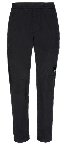 C.P. Company Stretch Track Pants - Black