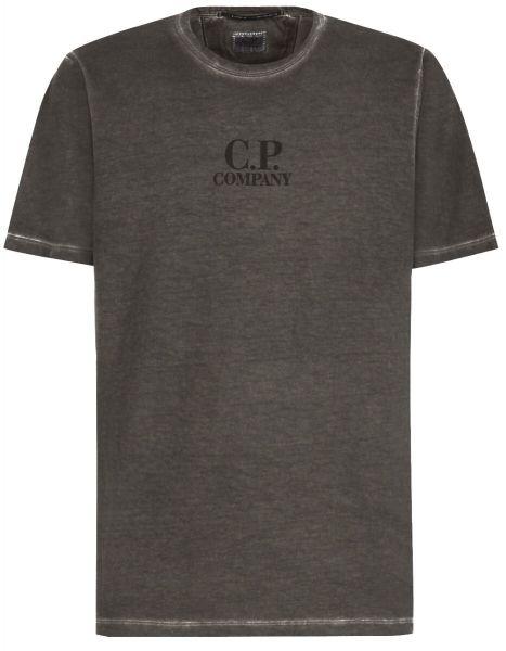 C.P. Company Jersey I.C.E T-shirt - Dark Grey