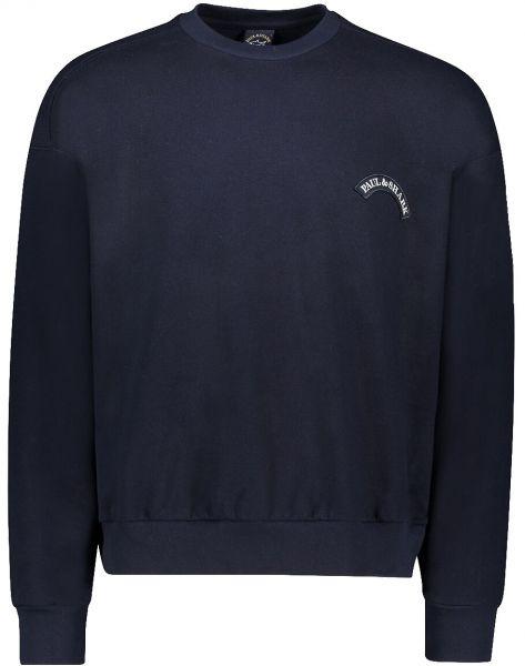 Paul & Shark Oversized Sweatshirt  - Dark Blue