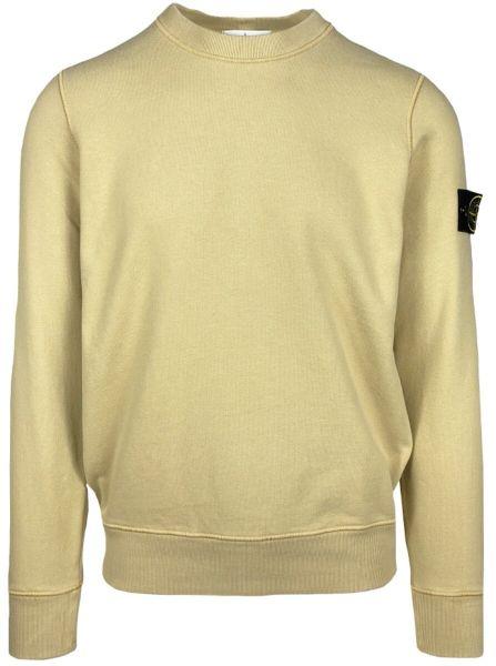 Stone Island Sweatshirt Basic - Biscuit