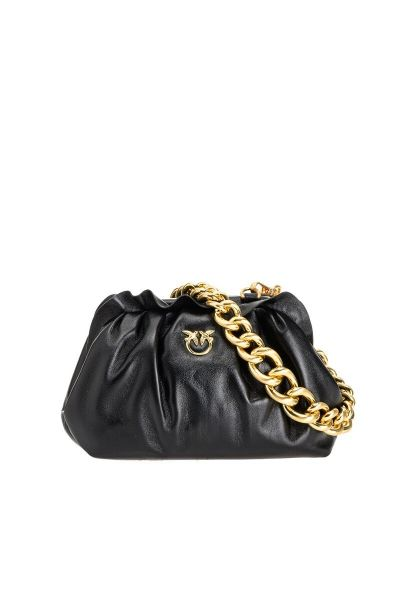 Pinko Mini Chain Clutch Fraimed