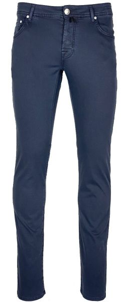 Jacob Cohen J622 - Comfort Jeans - Summer Cotton - Navy Blue