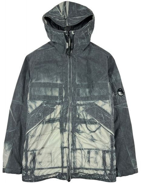 C.P. Company Tracery Primaloft Jacket - Black