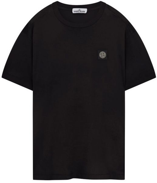 Stone Island T-Shirt Basic - Black