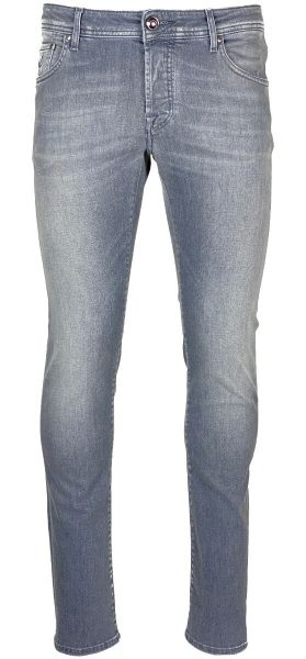 Jacob Cohen J622 - Comfort Jeans - Slim Fit - Light Grey