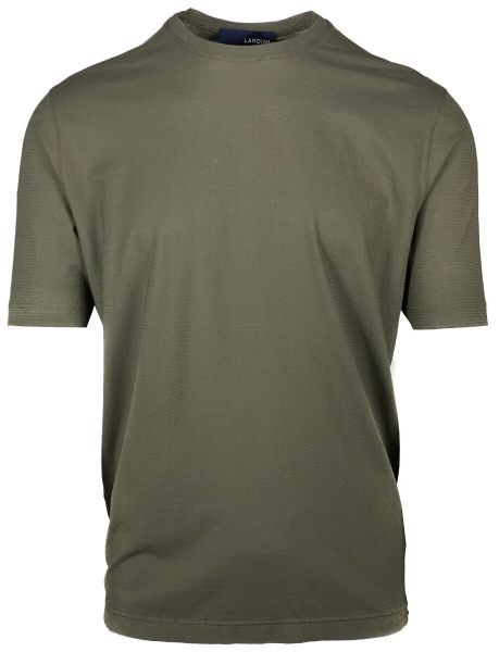 Lardini T-Shirt Basic - Army Green