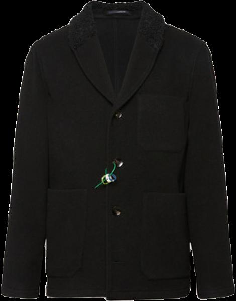 Lardini Jacket - Black