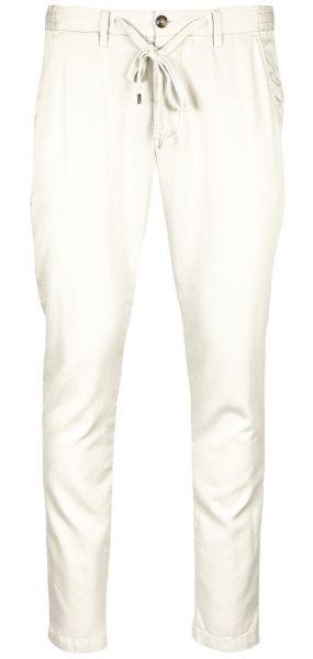 Briglia Cotton Pants - Off-White