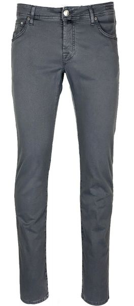 Jacob Cohen J622 - Comfort Jeans - Summer Cotton - Asphalt Grey