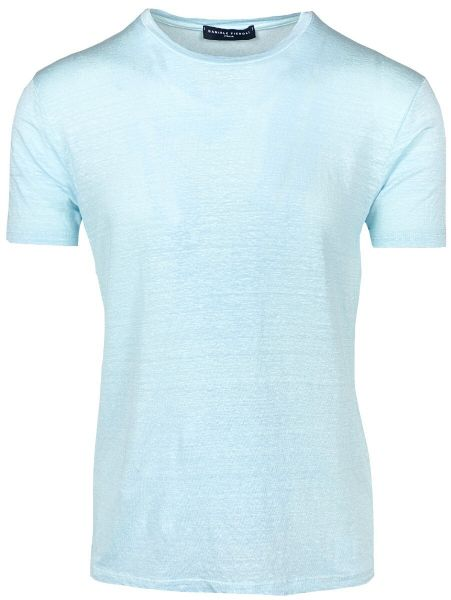 Daniele Fiesoli Stretch T-Shirt - Light Blue