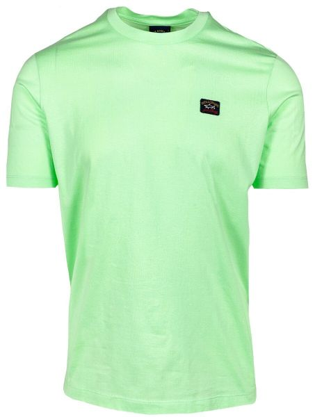 Paul & Shark T-Shirt - Neon Green