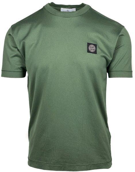 Stone Island T-Shirt - Sage Green