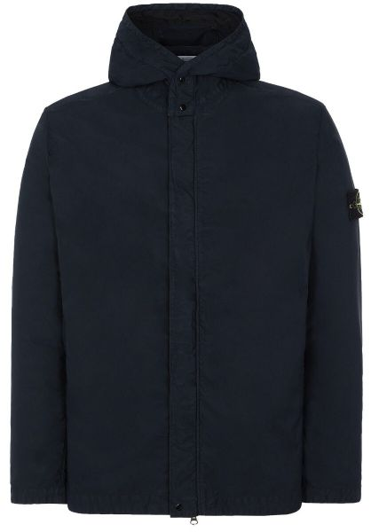 Stone Island Nylon Batavia-TC Jacket - Dark Blue