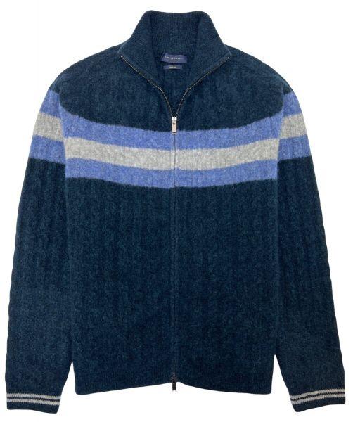 Daniele Fiesoli Wool Cardigan - Mid Blue