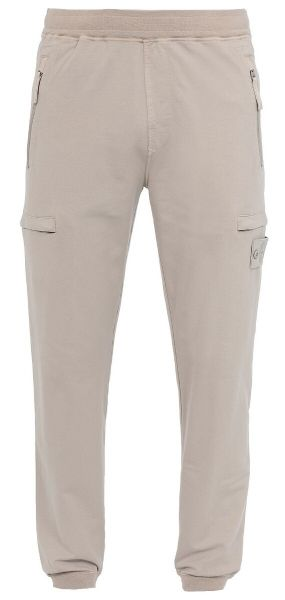 Stone Island Ghost Piece Fleece Pants - Beige