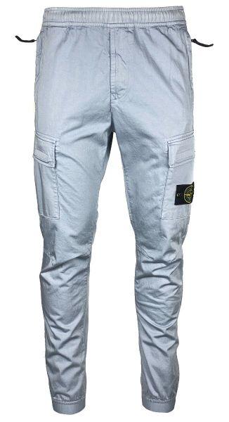 Stone Island Slim-Fit Cargo Pant - Pearl Grey