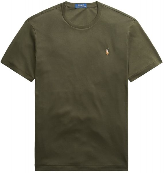 Ralph Lauren Jersey Stretch T Shirt - Olive