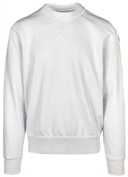 Parajumpers Caleb Basic Sweatshirt - Mist White 677