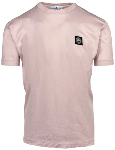 Stone Island T-Shirt Basic - Light Pink