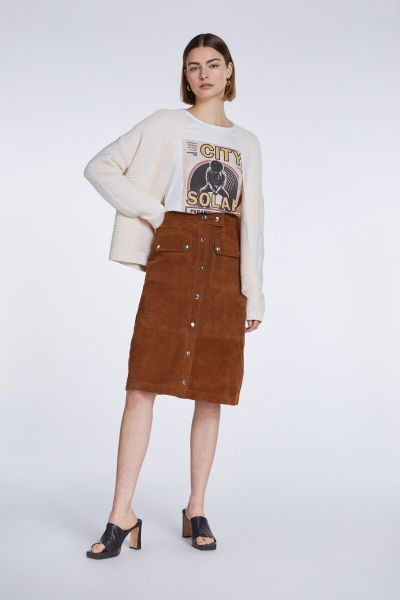 SET Skirt - Brown