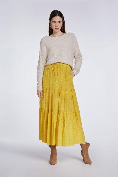 SET Skirt - Red Yellow