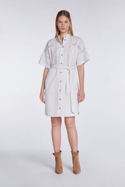 SET Shirtdress - Cloud Dancer
