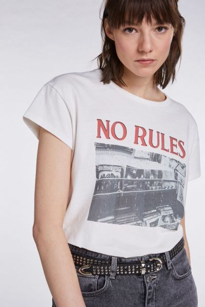 SET T Shirt - No Rules