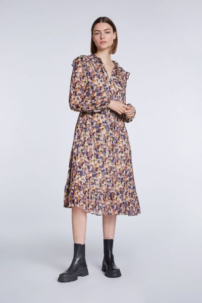SET Dress - Rose Violett
