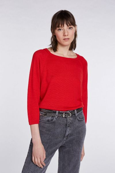 SET Jumper - Chinese Red
