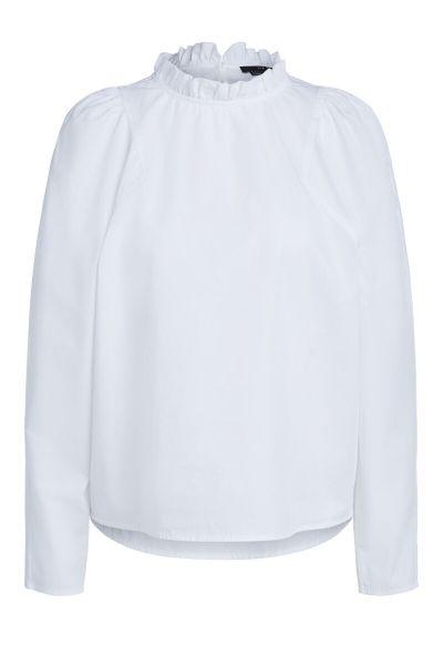 SET Blouse - White