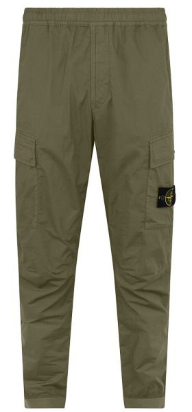 Stone Island Slim Fit Cargo Pants - Moss Green