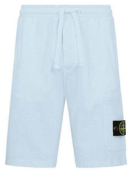 Stone Island Jogging Shorts - Light Blue