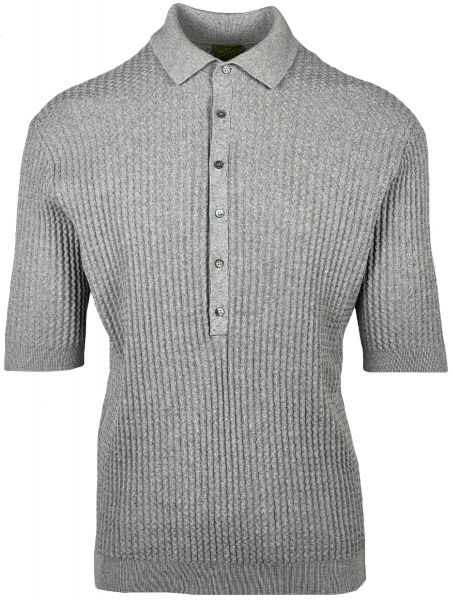 Lardini Poloshirt - Light Grey