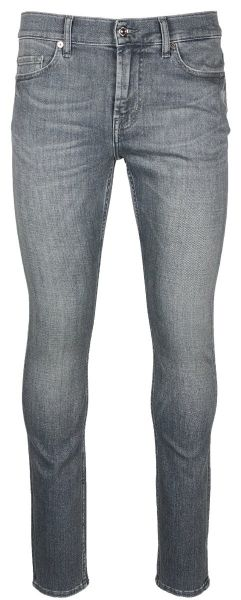 7 For All Mankind Ronnie Stretch Tek - Grey