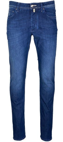 Jacob Cohen J688 - Comfort Jeans - Slim Fit - Indigo Blue Summer Denim