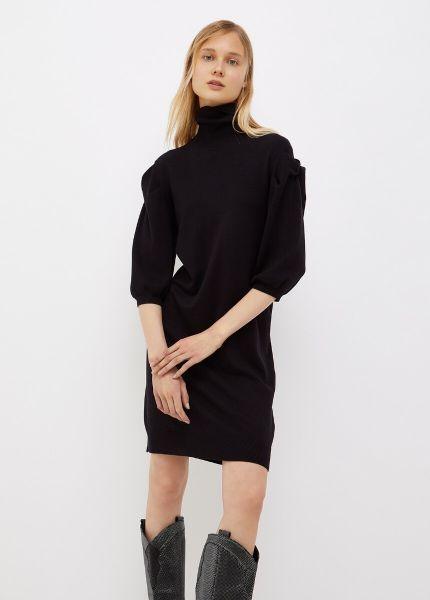 Liu Jo Black Knit Dress