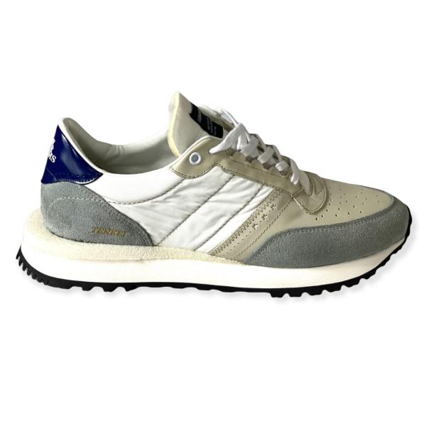 Hidnander Tenkei Sneakers - Grey Blue