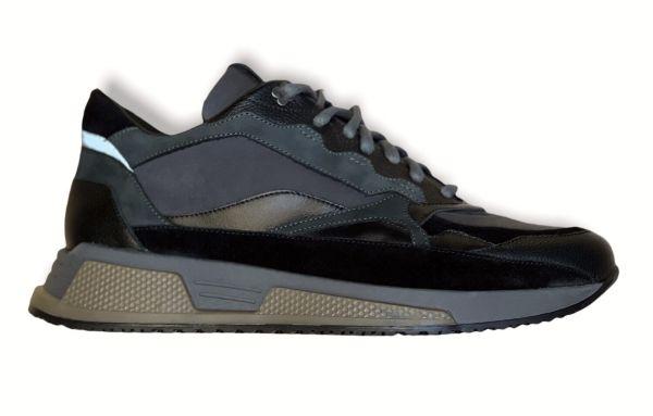 Lardini Sneakers - Dark Grey