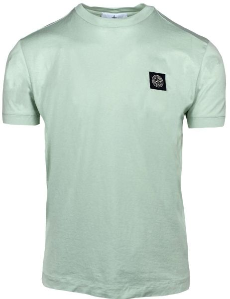 Stone Island T-Shirt Basic - Light Green