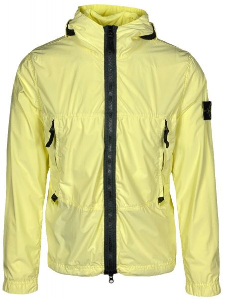 Stone Island Skin Touch TC Jacket - Yellow