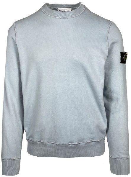 Stone Island Sweatshirt Basic - Pearl Grey