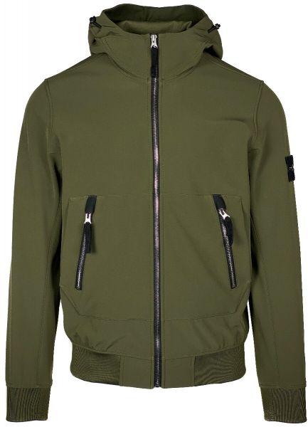 Stone Island Softshell Jacket - Moss Green