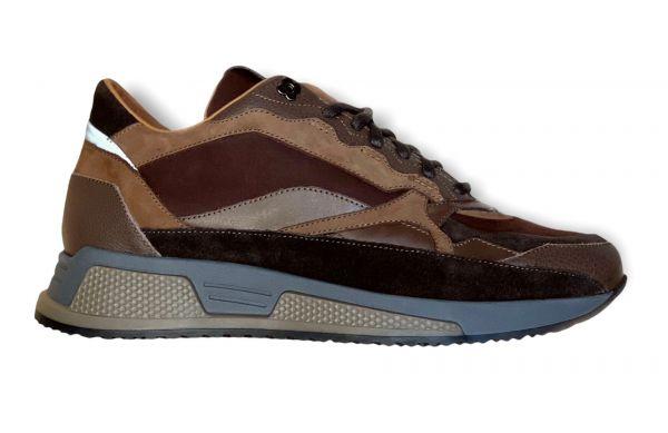 Lardini Sneakers - Dark Brown