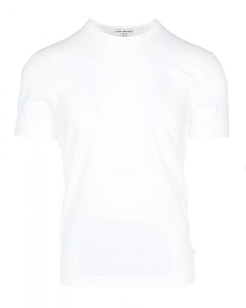 James Perse Round Neck T-Shirt - White