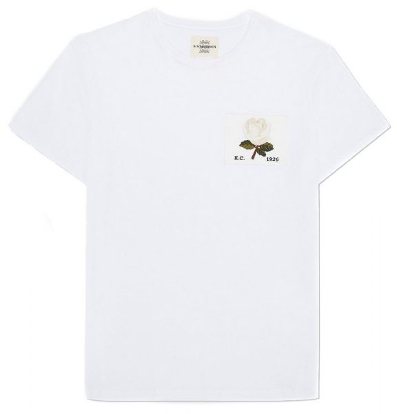 Kent & Curwen Icon T Shirt - White
