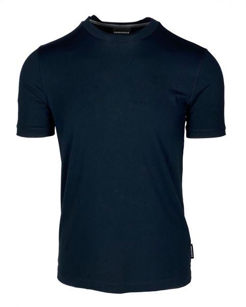 Emporio Armani Stretch T-Shirt - Dark Blue
